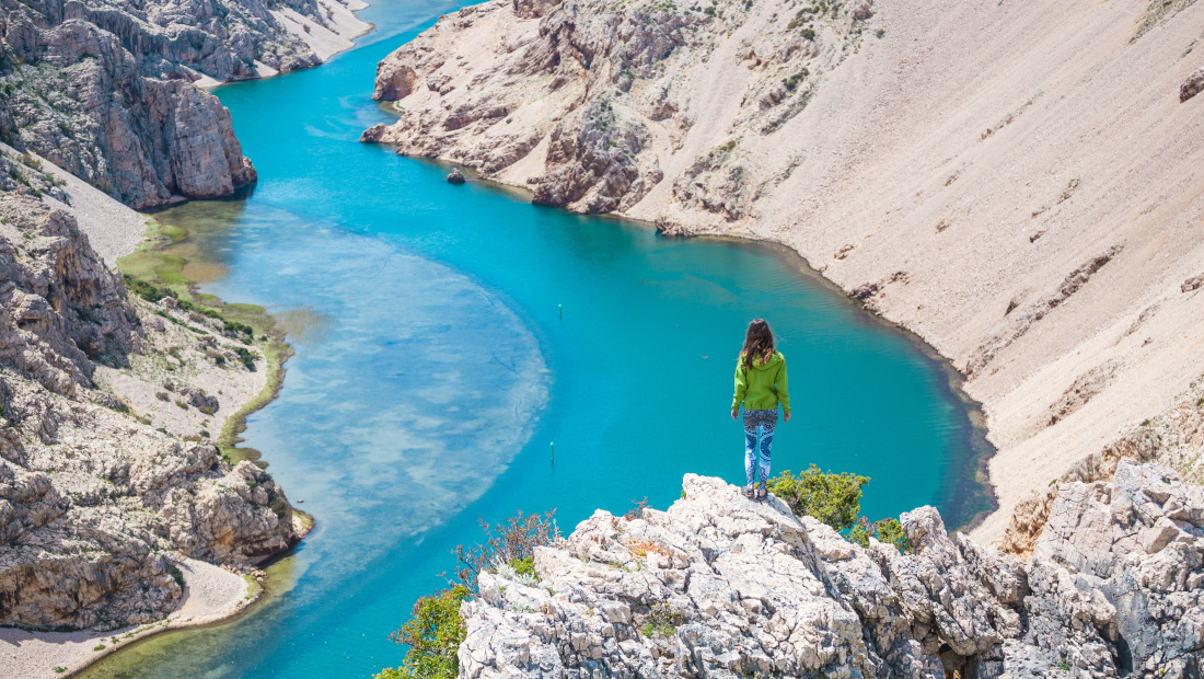 Camping Kroatien Paklenica Nationalpark