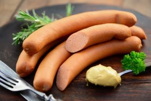 Frankfurter Senf Wurst