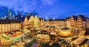 Weihnachtsmarkt am Römer, Frankfurt
