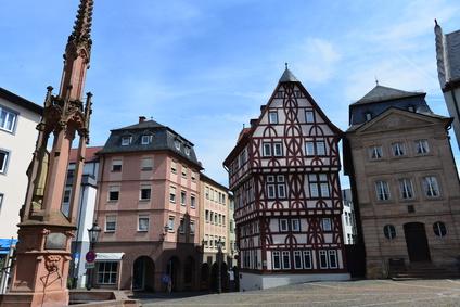 Aschaffenburg Baudenkmäler