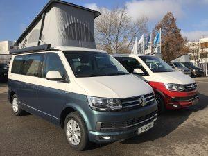 roadsurfer Modelle VW Camper Ausstattung und Innenausbau