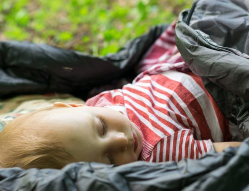 Campen mit Baby? Das musst du dabei haben!