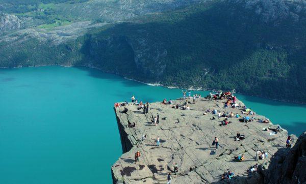 Norwegen Fjord