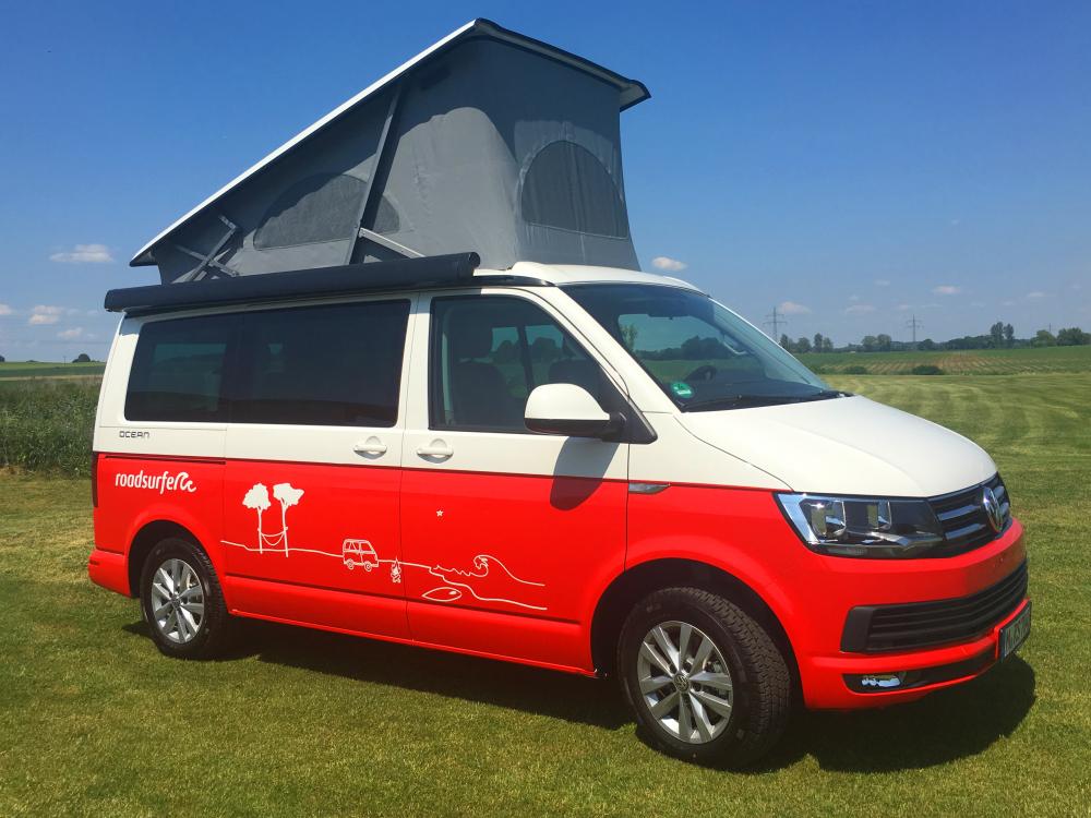 Vw California Camper >> VW Camper mieten 🚐 VW Campingbus mieten auf roadsurfer.com