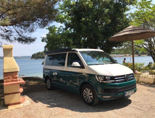 Roadtrip durch Kroatien – Top 10 Campingplätze! Jetzt die Karibik Europas entdecken!