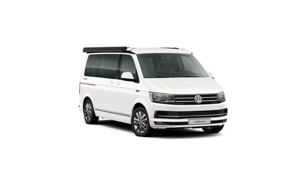 VW California weiß kaufen