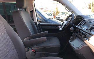 VW T6 California Beach Fahrerraum