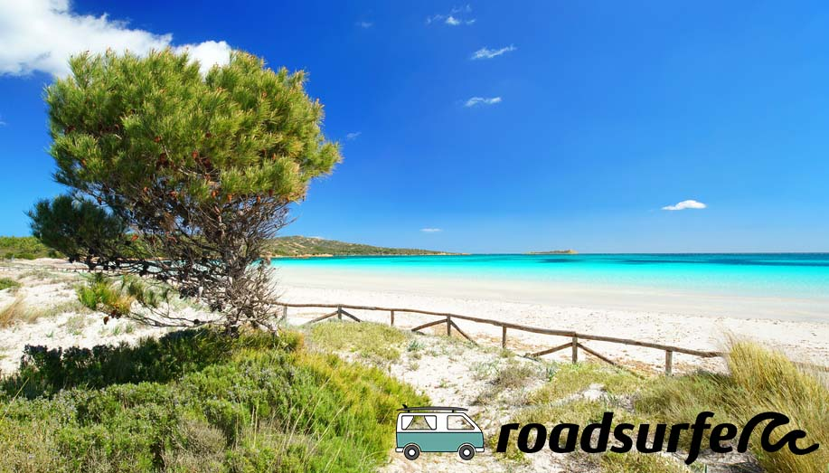 Campingurlaub Sardinien