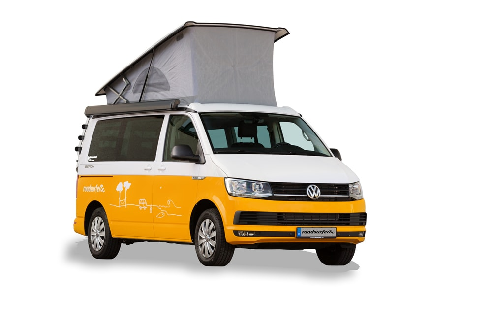 VW T6 California Beach Einsteiger Plus 1