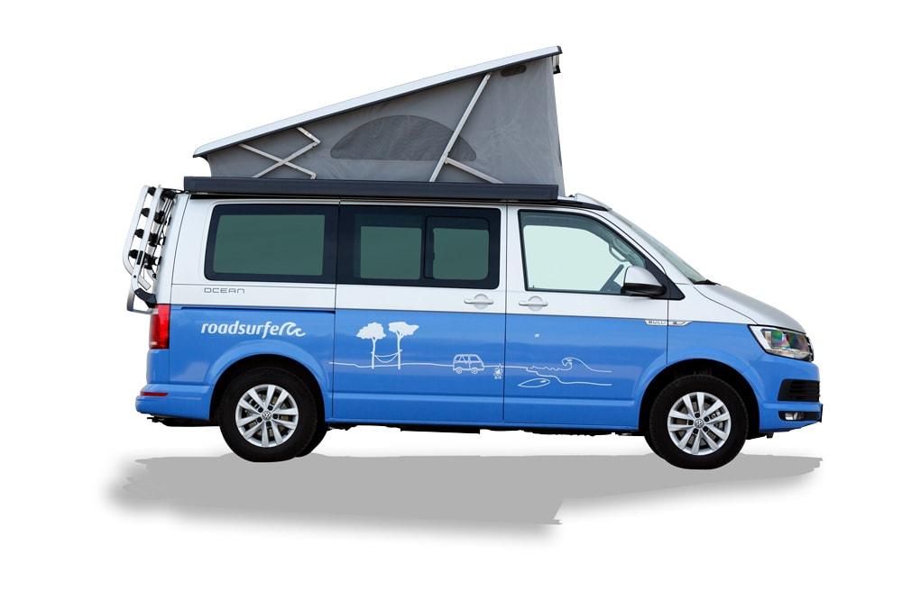 VW T6 California Ocean Aussteiger 2