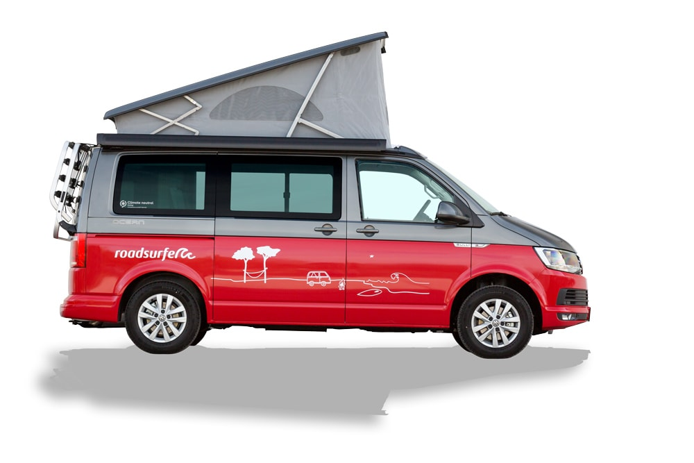 VW T6 California Ocean Aussteiger Plus 2