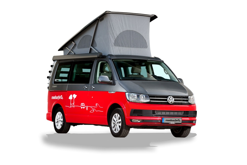 VW T6 California Ocean Aussteiger Plus 1