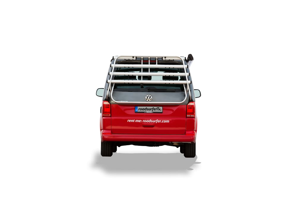 VW T6 California Ocean Aussteiger Plus 4