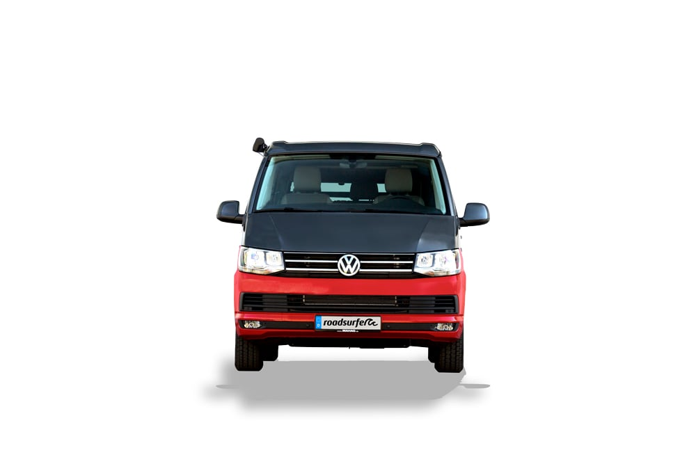 VW T6 California Ocean Aussteiger Plus 6