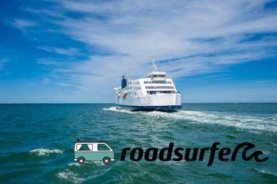 Fähre, Fährschiff, Camper Fähre fahren, Campen und Schiff fahren