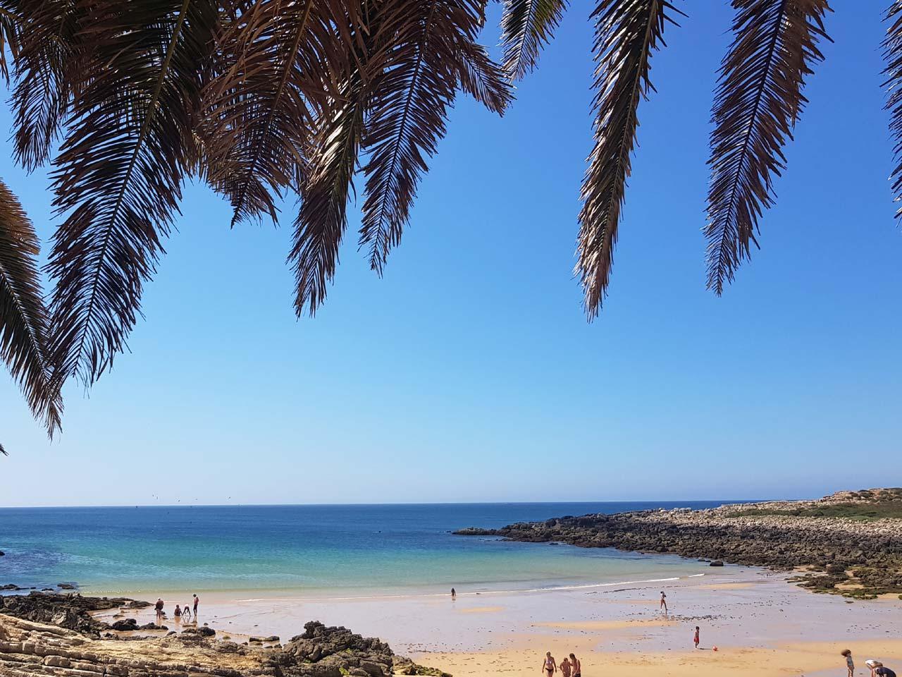 Campingurlaub in Portugal oder Südsee? Manchmal weiß man es gar nicht so genau!