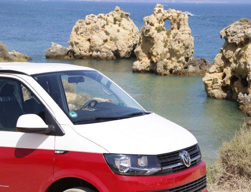 VW Camper mieten: Ein Roadtrip nach Portugal!
