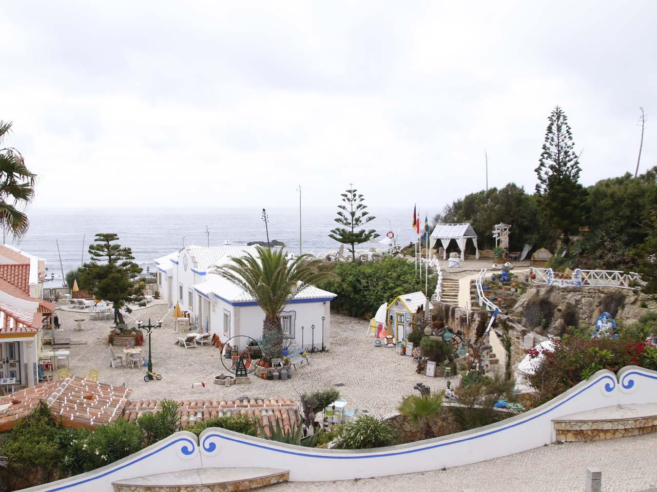 Ericeira ist ein Paradies für Surfer.