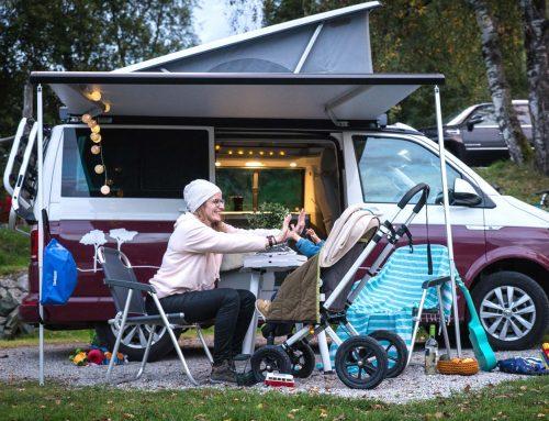 Camping mit Kleinkind im Hells Ferienresort