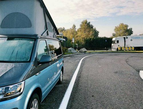 3 Jungs, 5 Tage, 3.000 Kilometer: Ein Roadtrip nach Italien mit dem VW Camper