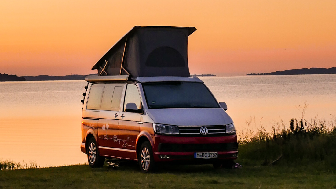 5 Sterne Camping Ostsee