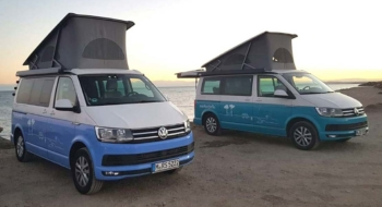 App Roadtrip Park4night Strand Meer