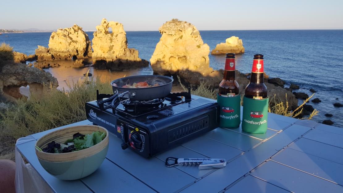 Beach Hostel VW T6 Camper mieten