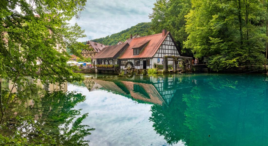 Roadtrips durch Deutschland: Blautopf