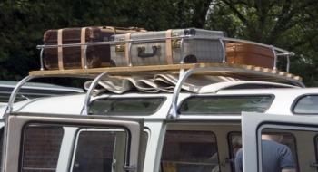 Campervan VW camper grapple
