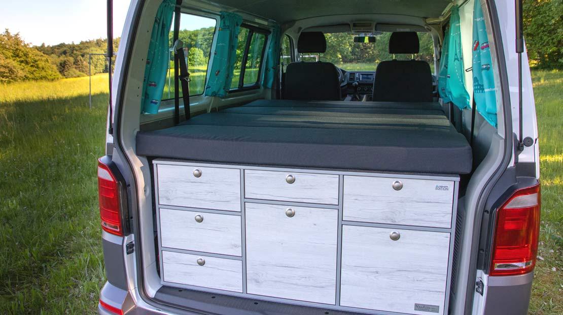 Rent a VW with a roof top tent | Campervan hire roadsurfer