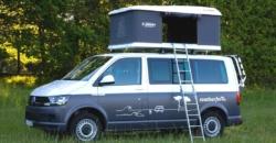 Campervan rental Roadsurfer Volkswagen Beach Hostel