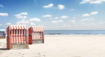Camping baltic sea