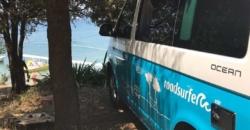 Camping in Istrien Hängematte Meer