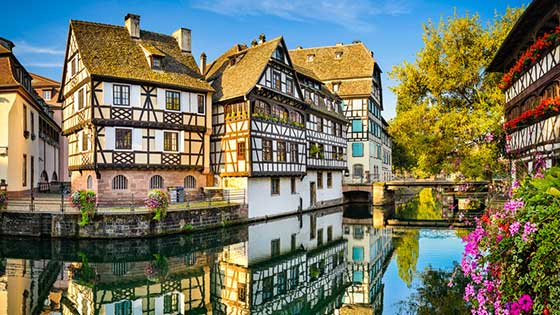 Campingbus mieten Frankreich Straßburg