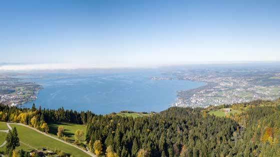 Campingbus mieten Konstanz Bodensee Panorama