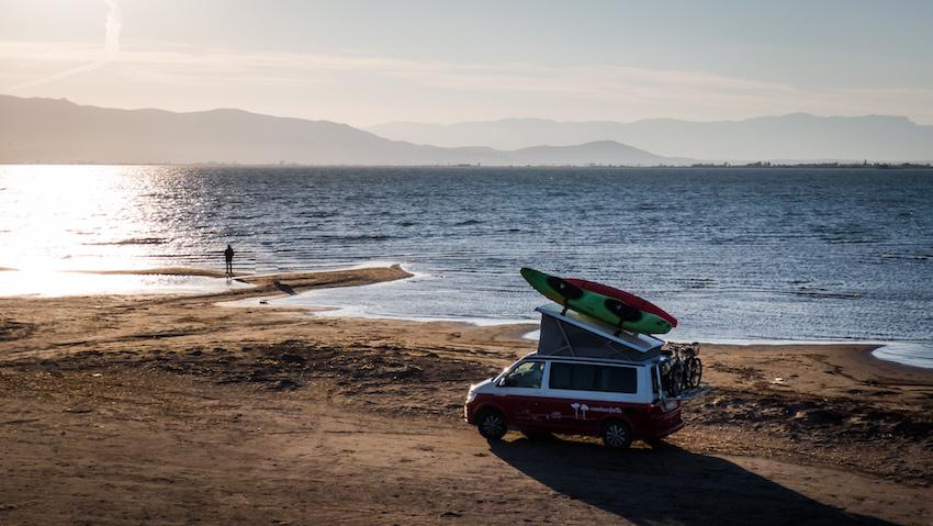 Visiter le Portugal en hiver en camping-car