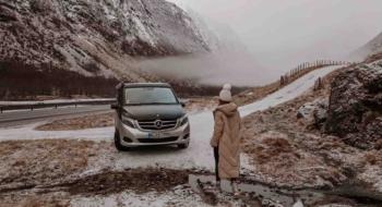 Faire du caravaneige dans les Alpes
