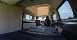 roadsurfer Travel Home Mercedes Marco Polo Innenraum