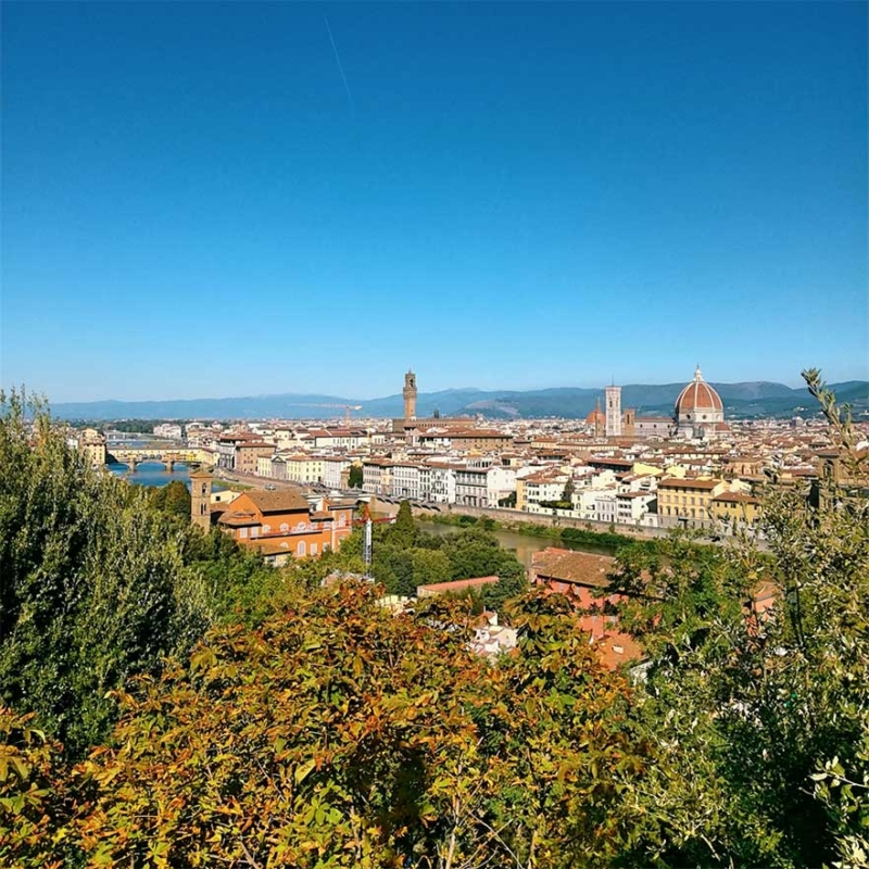 Roadtrip Italien Florenz