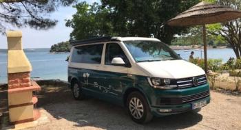 Roadtrip Kroatien Campingbus