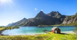 Roadtrip Norwegen Panorama