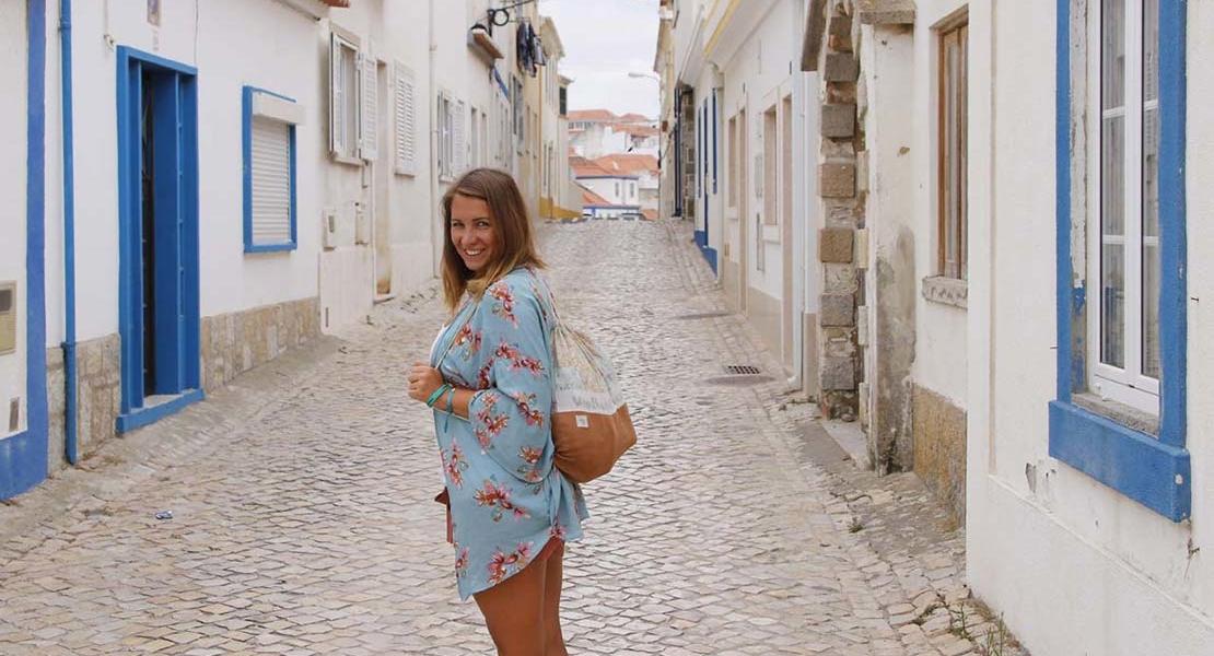 Roadtrip Portugal Stadtbummel