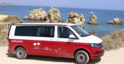 Roadtrip Portugal roadsurfer Meer