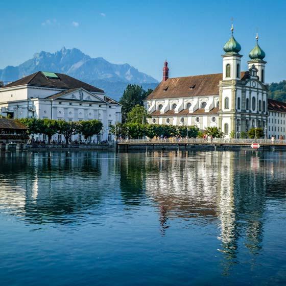 Roadtrip durch die Schweiz und Frankreich mit SUP