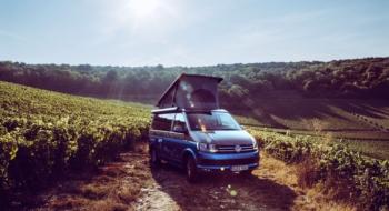 Roadtrip france wild camping