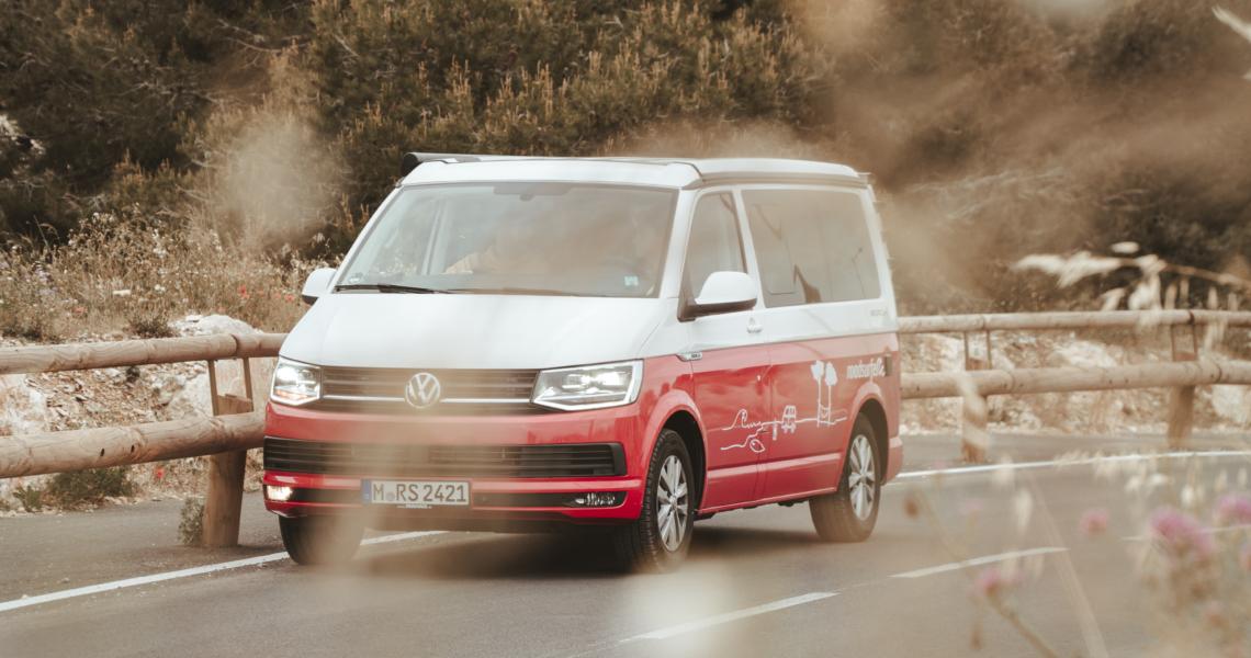 VW T6 California Beach kaufen