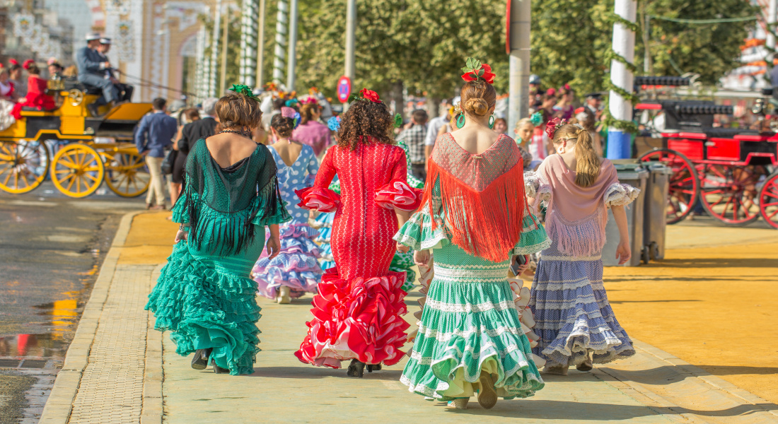 spain, flamenco