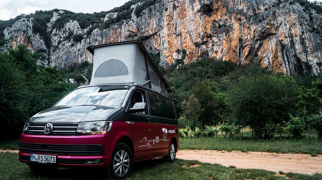 Top Campingsites Europe