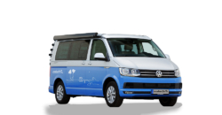 VW California Ocean Dog Suite