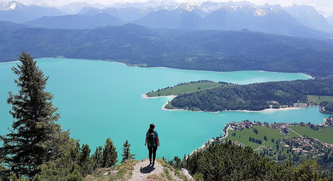 Roadtrips durch Deutschland: Walchensee